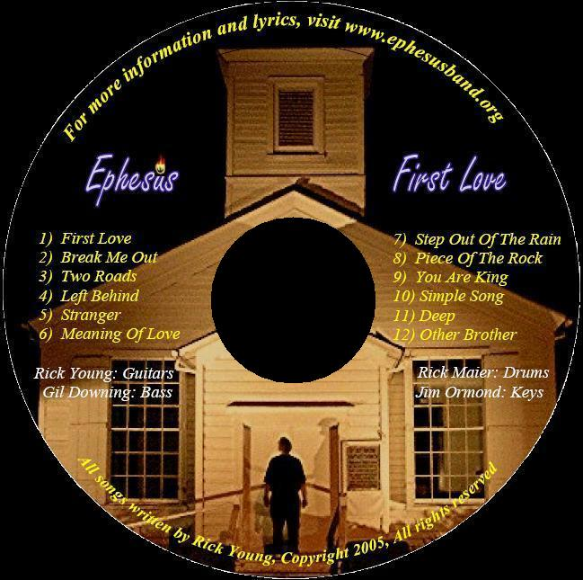CD - First Love